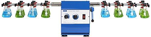 Burrell Scientific 075-795-16-19 Wrist Action Shaker Model 95-DD Variable Speed BlueWhite