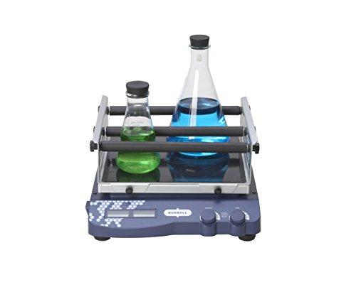 Burrell Scientific 075-500-01-02 Orbital Digital Shaker Blue