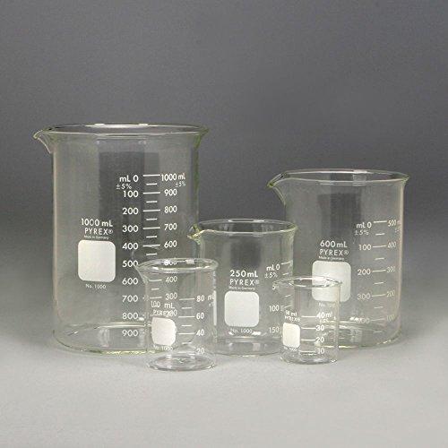 Pyrex Beaker Starter Pack