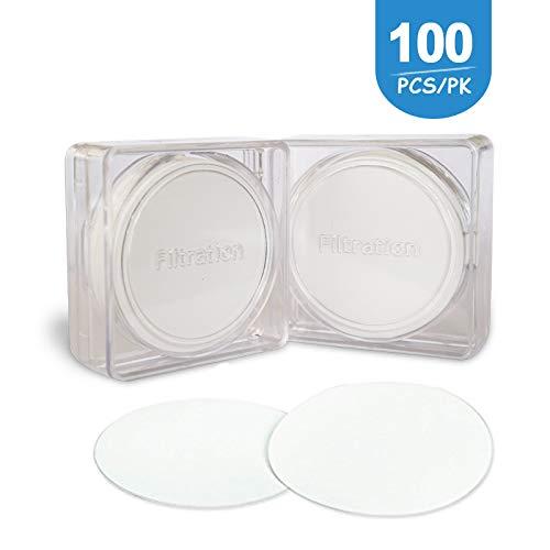 Nylon Membrane Filters Diameter 47 mm Pore Size 022 μm Laboratory Filtration Membrane by Allpure Biotechnology Pack of 100 Nylon 022 um