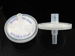 SyringeFilter NylonP030N045I Nylon Filter 045 M Non-Sterile Pack of 100