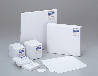 Advantec MFS GB14025MM Fiber Filter Water Quality Testing Grade gb140 25 mm Diameter 056 mm Thickness Pack of 100