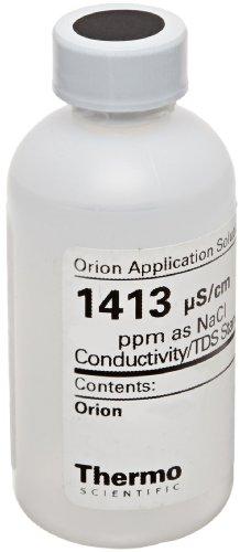 Orion 1413µScm Conductivity Standard Bottles 5 x 60ml Capacity Pack of 5