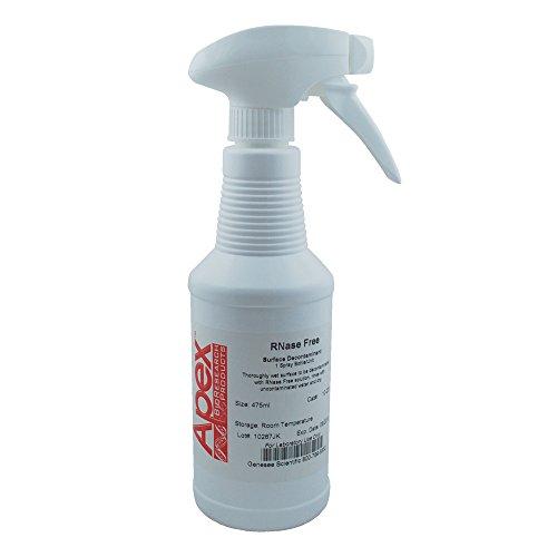 RNase FREE 475ml Spray Bottle Removes RNase DNAse 1 Spray BottleUnit