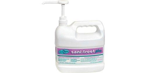 Enzyme Industries Inc 4200 Sani-Treet Plus Gallon Country Meadow