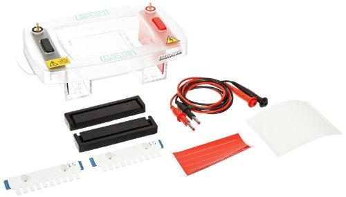 Labnet Enduro E1010-10 Horizontal Gel Box 300ml Buffer Volume 10cm W x 10cm L Gel Size 125cm W x 22cm L x 9cm H Unit Dimension 100 Maximum Samples