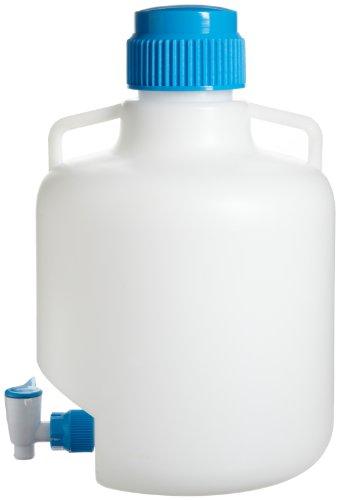 Bel-Art Products Polypropylene Autoclavable Carboy with Spigot