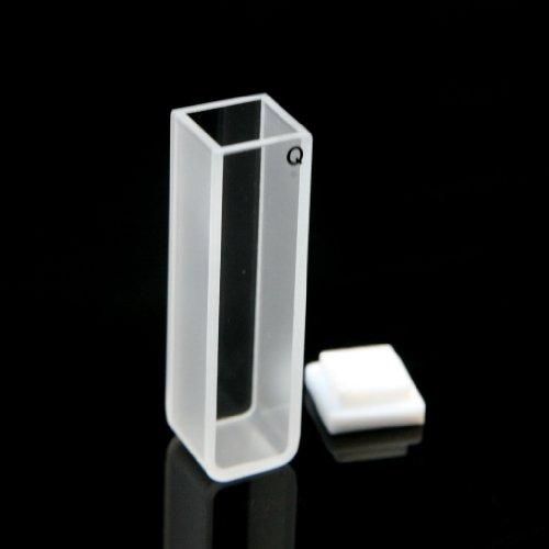 Quartz Cuvette standard10mm 35 mL spectrometer cell