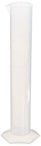 Ajax Scientific Polypropylene Graduated Cylinder 500mL