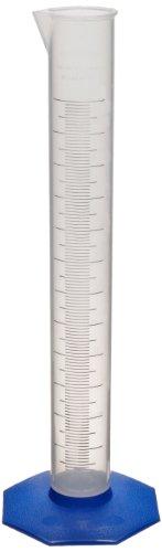 Nalgene 3662-2000 Polypropylene Graduated Cylinder 2000mL Capacity