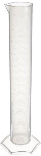 Vitlab Class B Polypropylene Graduated Cylinder 1000ml Capacity Pack of 6