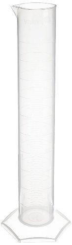 Vitlab Class B Polypropylene Graduated Cylinder 10ml Capacity Pack of 12