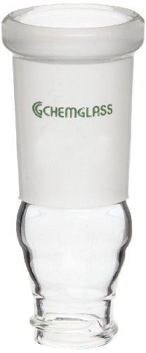 Chemglass CG-1318-10 Glass Rotary Evaporator Vial Adapter 2440 Joint