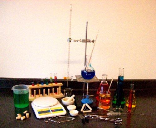 Chemistry Lab Set - Advanced Level AA