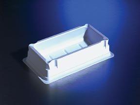Costar Sterile Disposable Reagent Reservoirs Polystyrene 100mL White Bulk 5bag