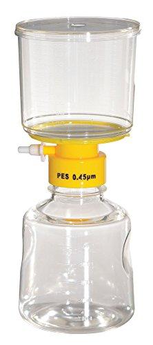 Lab Safety Supply - 11L828 - 500mL Filter Unit 045um 75mm PK12