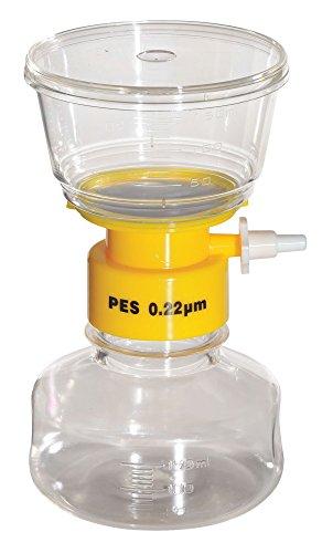Lab Safety Supply - 11L830 - 150mL Filter Unit 022um 50mm PK12