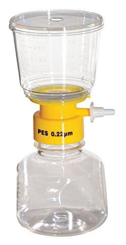 Lab Safety Supply - 11L831 - 250mL Filter Unit 022um 50mm PK12