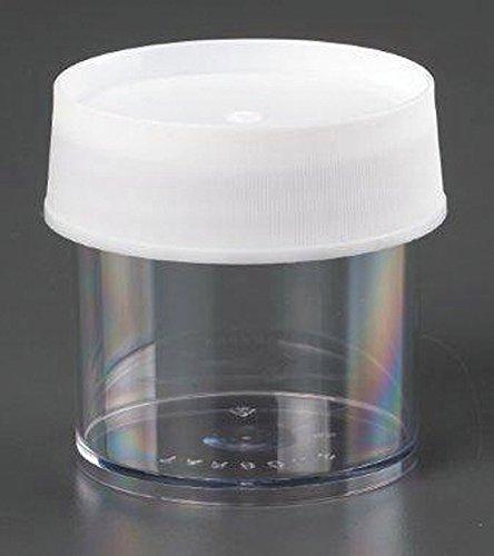 Lab Safety Supply - 32V492 - 125mL Jar Wide Mouth PK 12