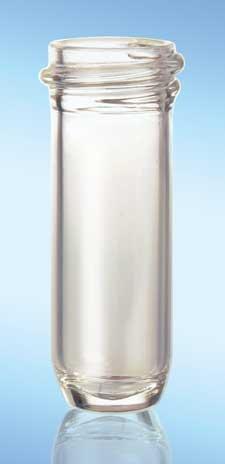 KIMBLE - Vial- Storage- No Shoulder- 13X39mm- 05Dr  PK250