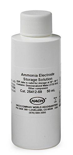 Hach 2541259 Ammonia Electrode Storage Solution 50 mL