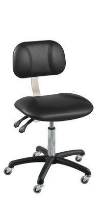 Medium Bench Height - VWR Contour Class 1000 Clean Room Chairs