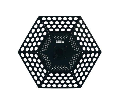 Labconco 7462900 Anodized Aluminum DNA Rotor for CentriVap Centrifugal Vacuum Concentrator