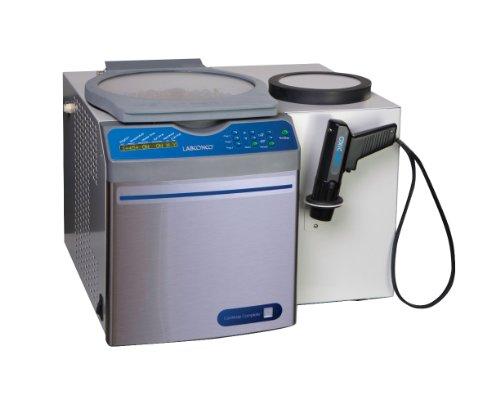 Labconco CentriVap 7315063 Acid-Resistant CentriVap Complete Vacuum Concentrator with Heat Boost British ReceptaclePlug Type 230V 50Hz 6Amps