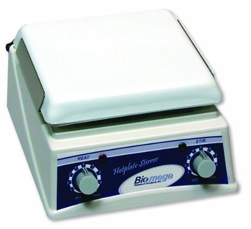 Benchmark Scientific H4000-HS Ceramic Hot Plate and Magnetic Stirrer with Support Rod 75 x 75 Platform 120V