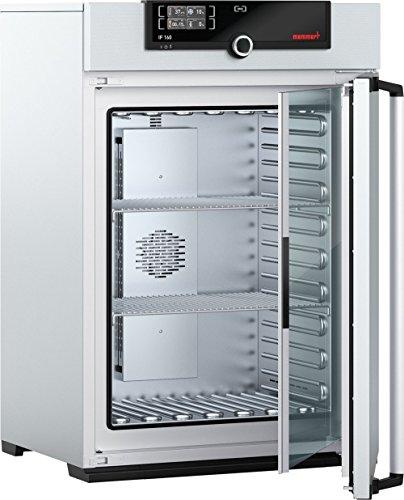 Memmert IF 160 115V Model IF Incubator 720 mm Height x 560 mm Width x 400 mm Length Interior 161 L Volume 115V 5060 Hz 85 Degree C