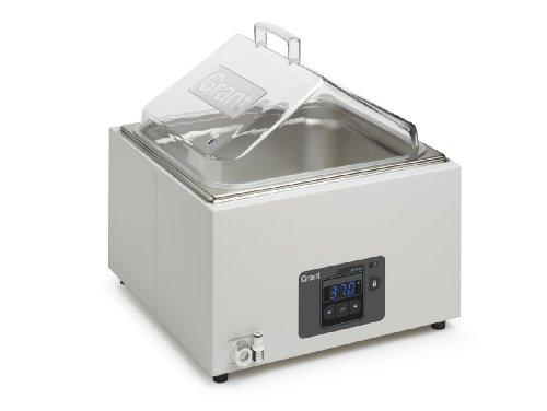 Grant Instruments JBN12 US General Purpose Digital Water Bath 12L Capacity 120V