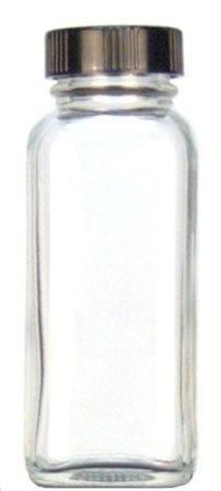 KIMBLE - Bottle- Fr Sq- Clr- 05Oz- Phen- Ts  PK192