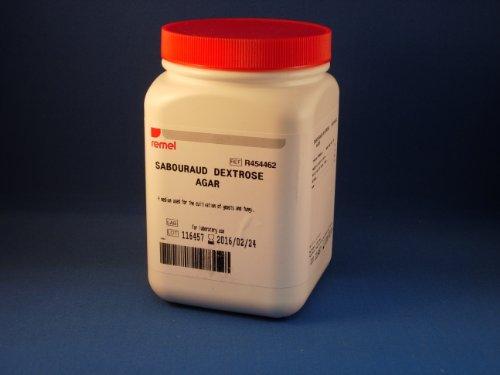 Sabouraud Dextrose Agar pH 56 500g 500g