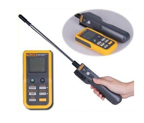 Fluke 923 Air Velocity Meter Anemometer Fluke-923