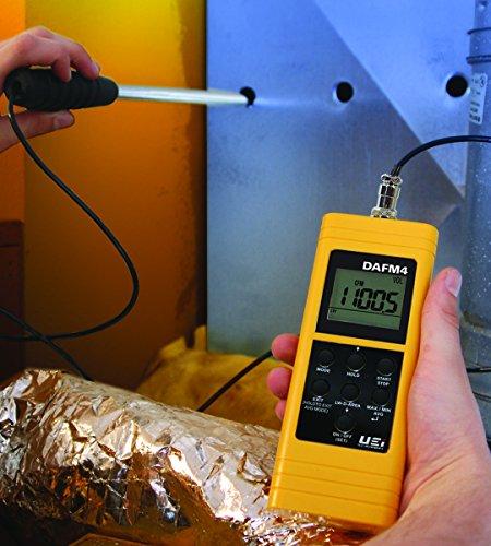 UEI Test Equipment Dafm4 In-Duct AnemometerPsychrometer