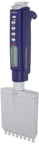 Thermo Scientific 4661080 Finnpipette F1 Variable Volume Multichannel Pipettor 16 Channels 1-10 microliter