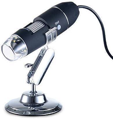 NA Microscope Experience 1000 x USB HD Portable Digital Magnifier Children Science Mini Portable Microscope for Industrial Skin Control