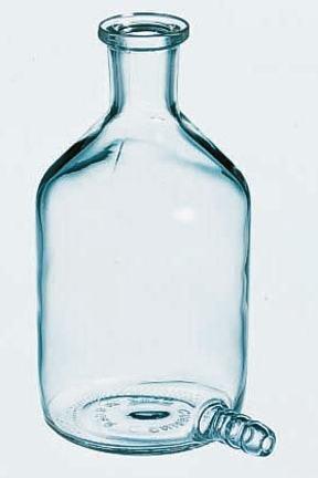 Pyrex Aspirator Bottles with Tubulation Bottle Aspirator 2000ml