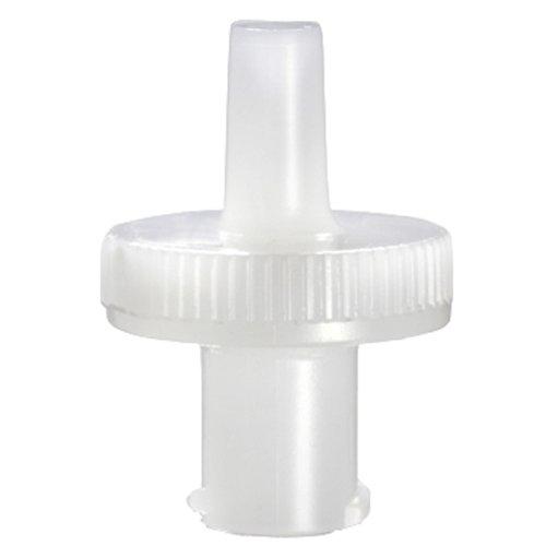 Millipore SLHV013NL Hydrophilic Durapore Millex-HV Non-Sterile Syringe Filter Unit 045m Pore Size 13mm Diameter Pack of 100