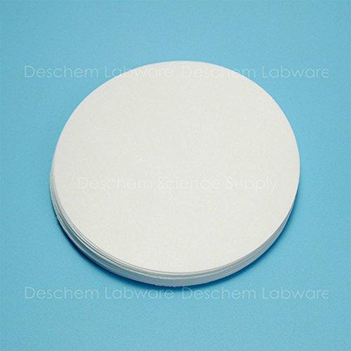 Deschem 100mmHydrophilicity PVDF Membrane FilterOD10CMMade by Polyvinylidene Fluoride50 SheetBox