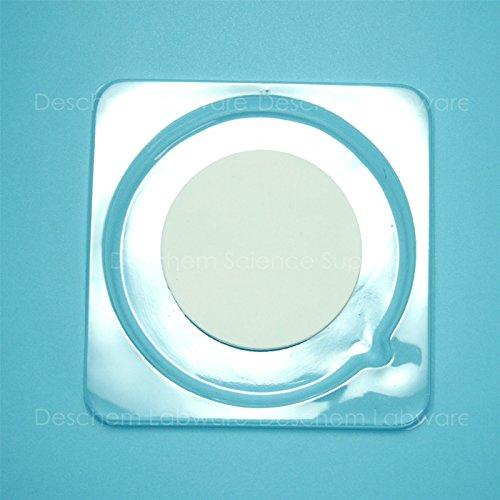 Deschem 70mm022umPVDF Membrane FilterOD7CMMade By Polyvinylidene Fluoride50PcsPack
