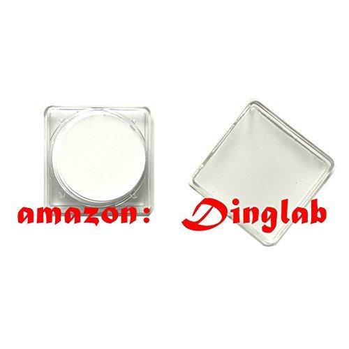 Dinglab50mm022umPVDF Membrane FilterMade from Polyvinylidene Fluoride50 SheetBox