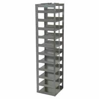 Argos Technologies - Chest Freezer Rack for Plastic Cryoboxes Capacity 8 Boxes 18 716 x 5 78 x 6 14 1EA