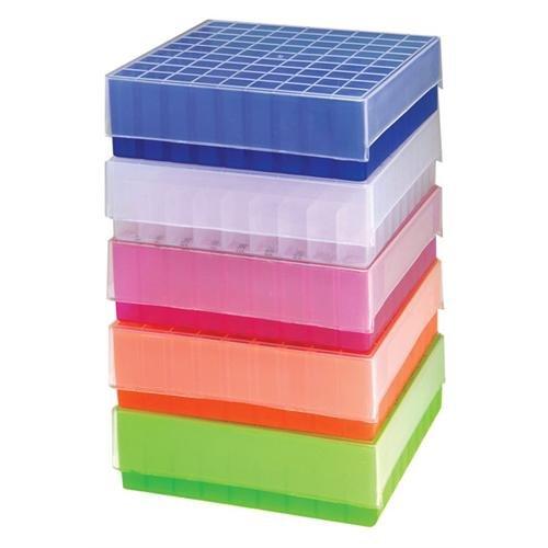 Cryobox Plastic 81 Place Grn Pk5