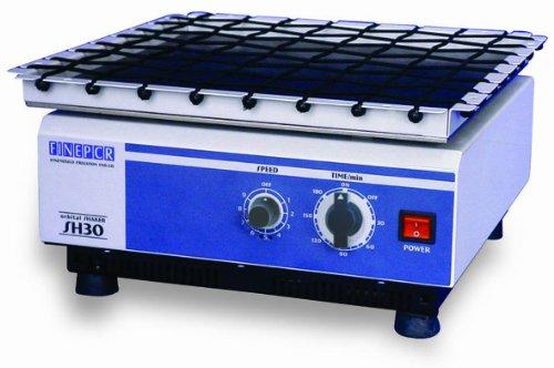 FinePCR SH30110V Orbital Shaker 118 X 118 Platform with Timer Dual Voltage 110220V