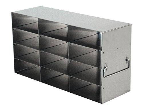 Argos RF342A Upright Freezer Rack for 2 Boxes 12 Box Capacity 3 x 4 Configuration