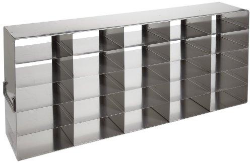 Argos RF532A Upright Freezer Rack for 2 Boxes 15 Box Capacity 5 x 3 Configuration
