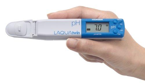 Horiba 3999960122 Model pH-11 Compact pH Meter 15 Height 4 Width 725 Length