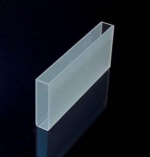 Optical Glass Cuvette 10cm 100mm spectrometer cell cuvettesLarge cuvetteCell