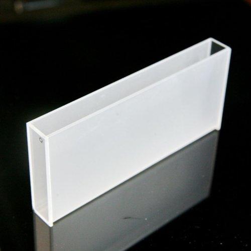 Quartz Cuvette 100 mm  10cm cuvettes cell spectrometer